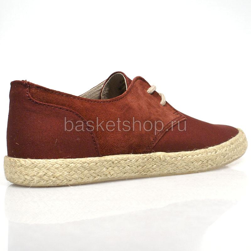Купить мужские бордовые  ботинки chester в магазинах Streetball изображение - 3 картинки