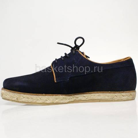 Купить мужские темно-синие  ботинки willard в магазинах Streetball - изображение 2 картинки