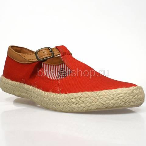 Купить женские красные  ботинки corey в магазинах Streetball - изображение 1 картинки