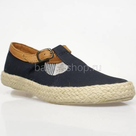 женские синие  ботинки corey I013003-P2518L8-77ES - цена, описание, фото 1