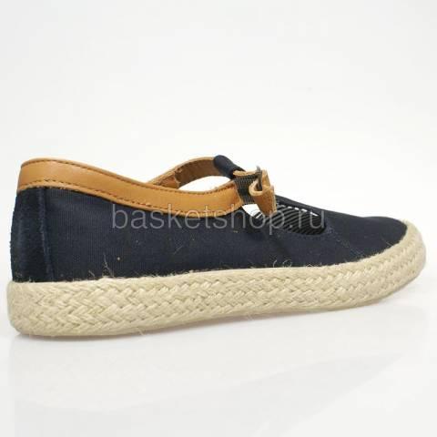 женские синие  ботинки corey I013003-P2518L8-77ES - цена, описание, фото 3
