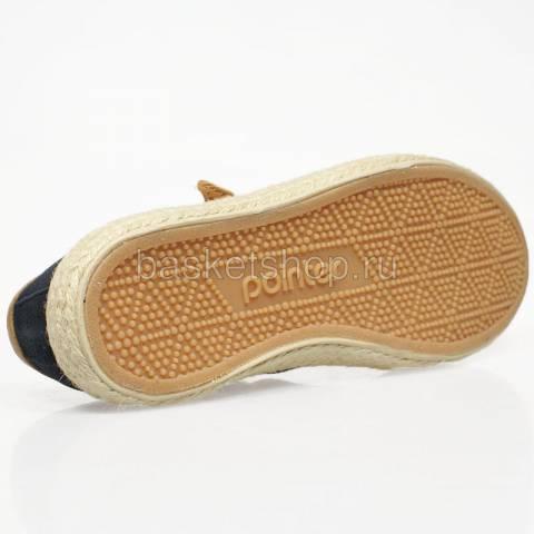 женские синие  ботинки corey I013003-P2518L8-77ES - цена, описание, фото 4