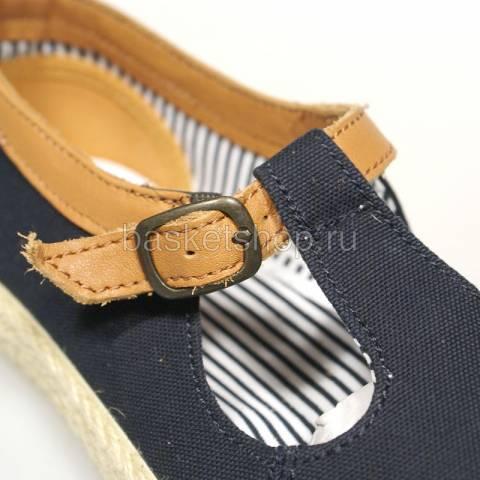 женские синие  ботинки corey I013003-P2518L8-77ES - цена, описание, фото 5
