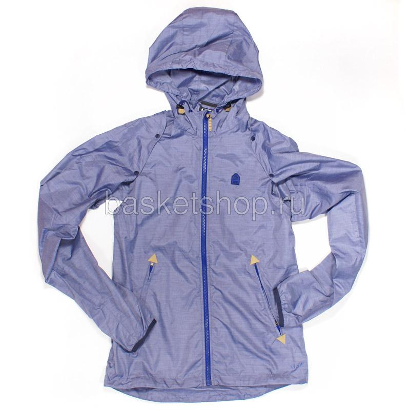 Convertible shell jacket