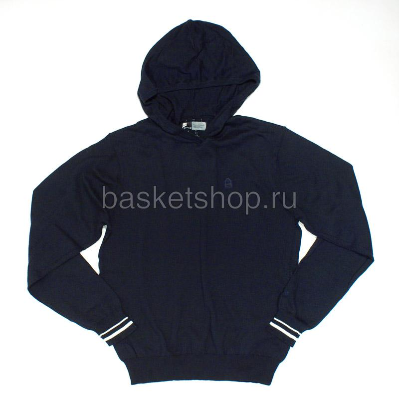 Cotton knit vent hoody от Streetball