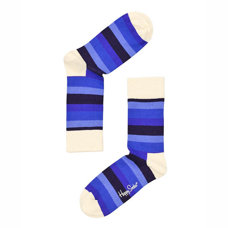 НоскиНоски<br>80% хлопок, 17% полиамид, 3% эластан<br><br>Цвет: синий<br>Размеры : 36-40