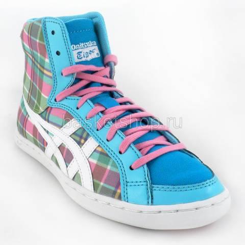 Купить женский белый, розовый, голубой  seck hi в магазинах Streetball - изображение 1 картинки