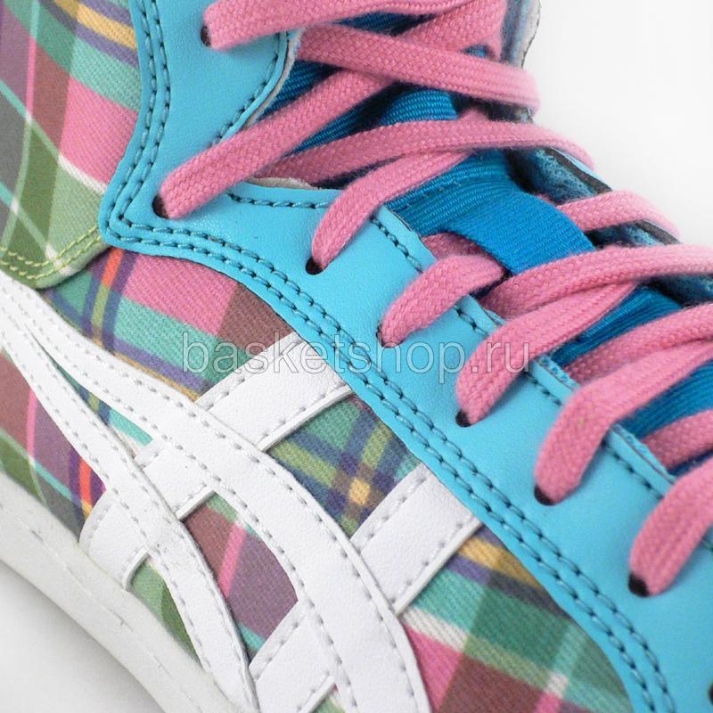 Купить женский белый, розовый, голубой  seck hi в магазинах Streetball изображение - 2 картинки