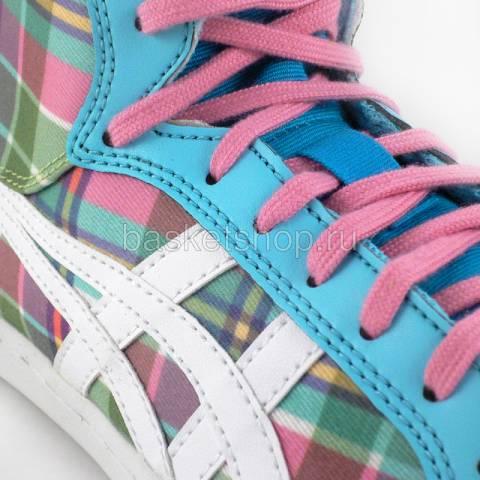 Купить женский белый, розовый, голубой  seck hi в магазинах Streetball - изображение 2 картинки
