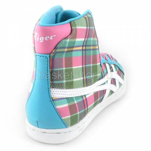 Купить женский белый, розовый, голубой  seck hi в магазинах Streetball - изображение 3 картинки