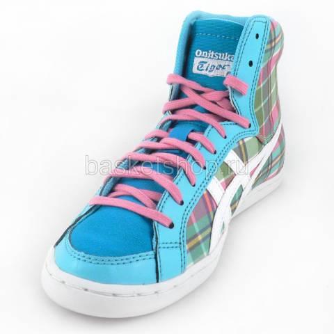 Купить женский белый, розовый, голубой  seck hi в магазинах Streetball - изображение 4 картинки