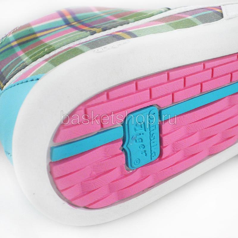 Купить женский белый, розовый, голубой  seck hi в магазинах Streetball изображение - 5 картинки