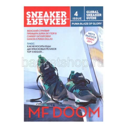 журнал sneaker freaker sneakerfreaker №4 - цена, описание, фото 1