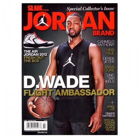 Купить  журнал slam jordan в магазинах Streetball - изображение 1 картинки