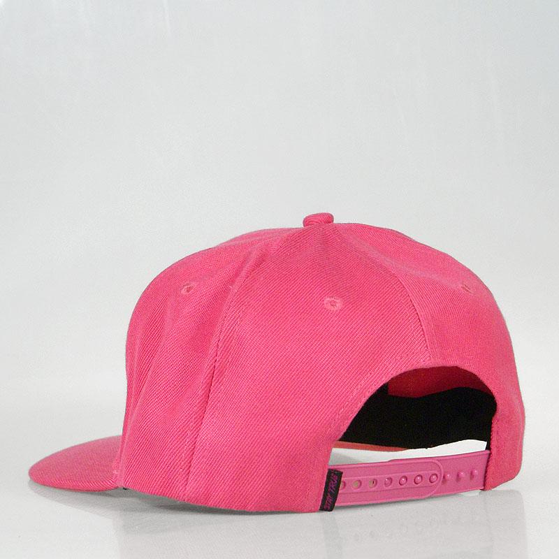 розовую  кепка snap snap-pink - цена, описание, фото 2