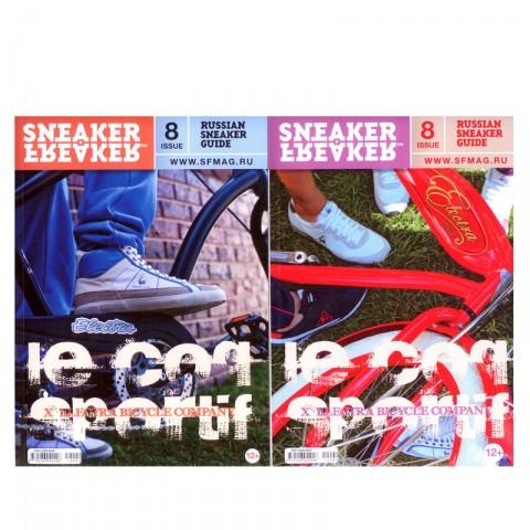 журнал sneaker freaker №8 sneakerfreaker №8 - цена, описание, фото 1