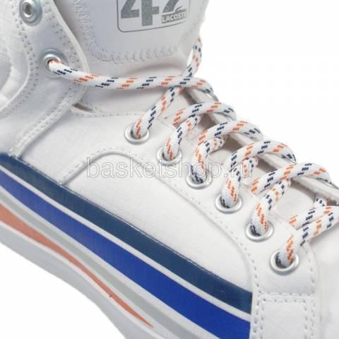 Купить мужской белый, синий, красный  chevel high txt в магазинах Streetball - изображение 5 картинки