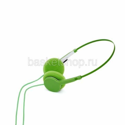 Купить зеленые  наушники tanto в магазинах Streetball - изображение 1 картинки
