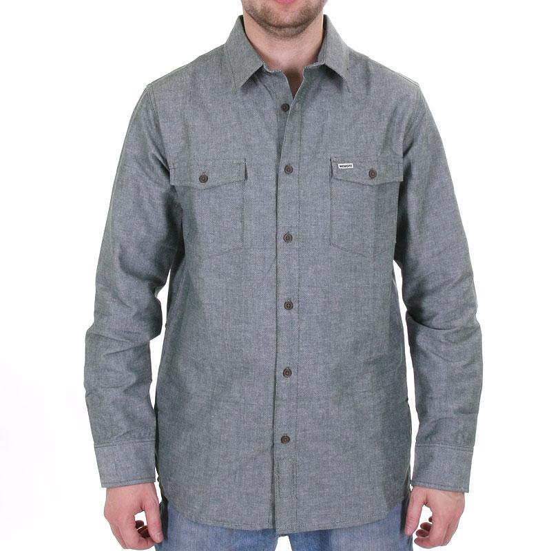 Рубашка BoylifeПоло рубашки<br><br><br>Цвет: серо-зеленый<br>Размеры US: S<br>Пол: Мужской