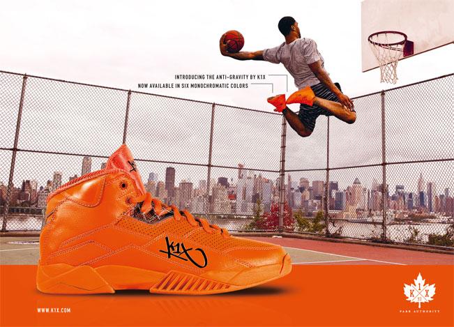 4998ae1e Баскетбольные кроссовки K1X Anti-Gravity - Библиотека StreetBall ...