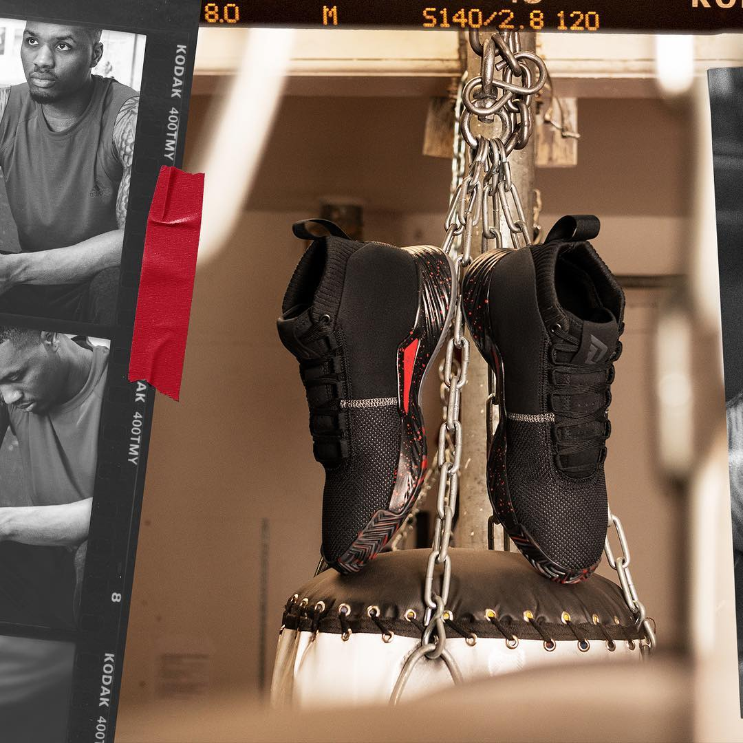 5104f80d Обзор adidas Dame 5 — блог StreetBall